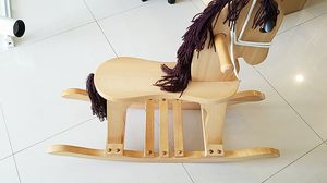 Wood horse for kids for Sale in Miami, FL