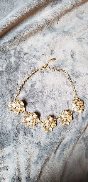 Ann Taylor statement Necklace (18.5 inches) for Sale in Seattle, WA