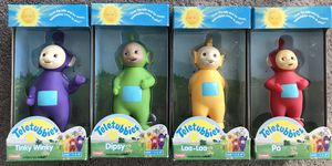 Teletubbies Figures - complete set for Sale in Chicago, IL
