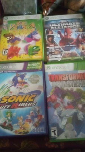 Xbox 360 games for Sale in Auburndale, FL