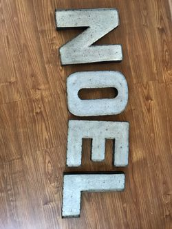 Metal Letters for Sale in Smyrna,  GA