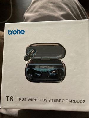 Trohe earphones for Sale in Chino, CA