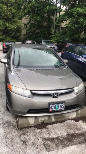 2008 Honda Civic LX for Sale in Portland, OR