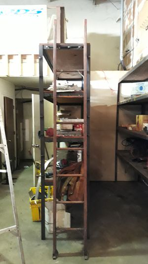 Wooden ladder for Sale in Stockton, CA