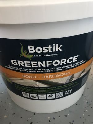 Bostik GreenForce adhesive for Sale in Richmond, CA