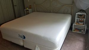 600 BOX SPRINGS, MATTRESS AND HEADBOARD for Sale in Franklin, TN