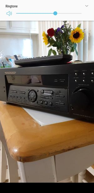 Sony av receiver model STR K740P for Sale in Garden Grove, CA