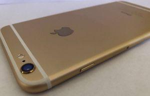 IPHONE 6 PLUS 16GB UNLOCKED WHITE GOLD for Sale in Miami Beach, FL