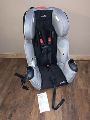 Evenflo Symphony convertible car seat 5-110lbs. for Sale in Gig Harbor, WA