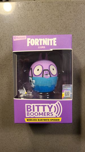 Fortnite Bitty Boomers Wireless Bluetooth speaker for Sale in Coral Springs, FL