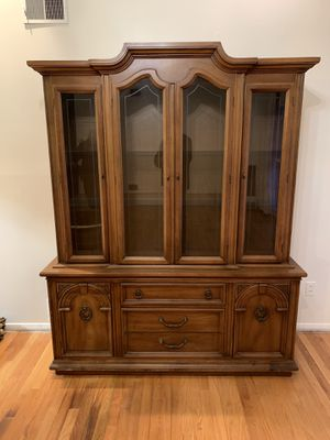Antique China Buffet Excellent Condition for Sale in Pikesville, MD