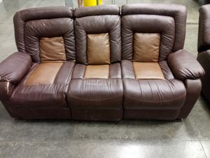 Reclining Couch and chairs for Sale in Chicago, IL