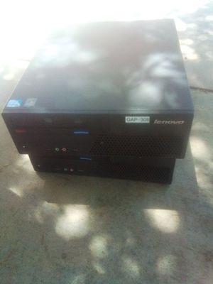 Lenovo thinkcentre towers model C6U for Sale in Murrieta, CA