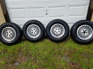 Prime well PS 850, P225/75 R15 tires and wheels. for Sale in Alafaya, FL