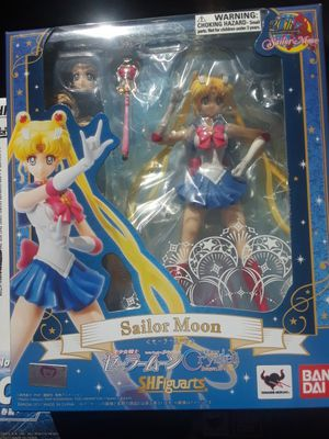 Sailor moon crystal figure for Sale in Anderson, SC