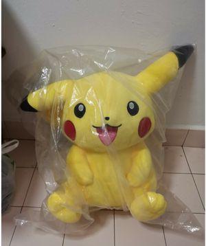 Pikachu Pokemon Stuffed Animal for Sale in North Las Vegas, NV