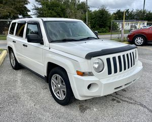 Jeep-Patriot-2008 for Sale in Kissimmee, FL