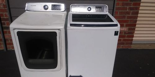 Washer and Electric dryer for Sale in Fort Worth,  TX