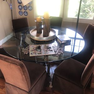 Dining Room Table With 6 Chairs for Sale in Littleton, CO