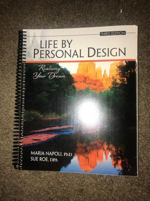 Life By Personal Design (Third Edition) for Sale in Litchfield Park, AZ