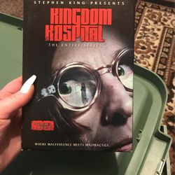 Kingdom Hospital Entire Series for Sale in Boise,  ID