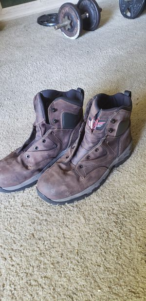 Redwing steel toe boots for Sale in West Covina, CA