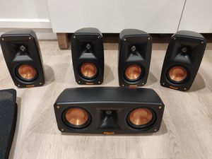 Klipsch 5.1 home theater speakers for Sale in ROWLAND HGHTS, CA