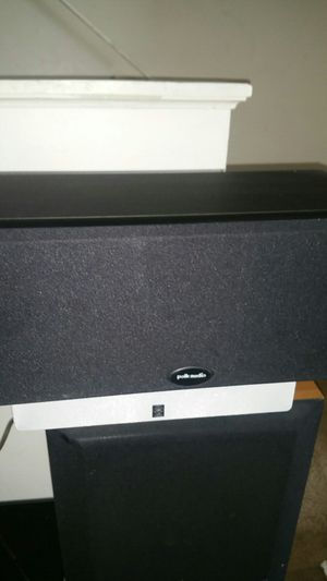 Polk audio for Sale in Columbus, OH