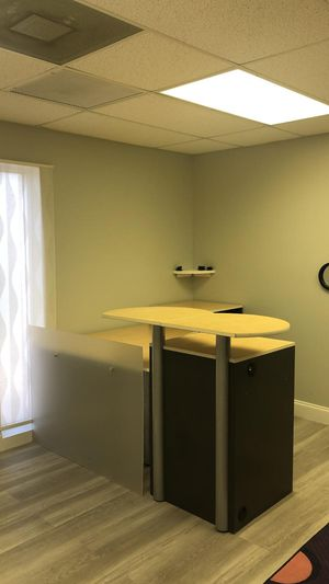 Reception Desk for Sale in Port St. Lucie, FL