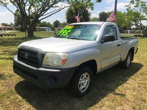 2007 TOYOTA TACOMA for Sale in Plantation, FL