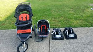 Baby Trend Expedition Jogger Travel System Infant Car seat for Sale in Smyrna, TN