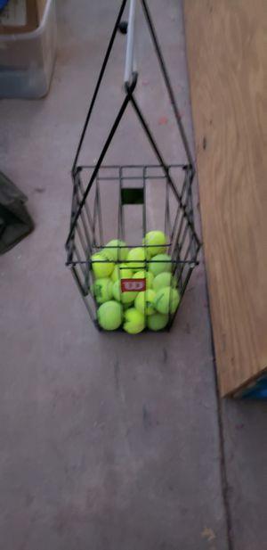Wilson tennis ball hopper for Sale in Chandler, AZ