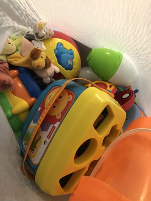 Miscellaneous Baby toys for Sale in Hamilton, VA