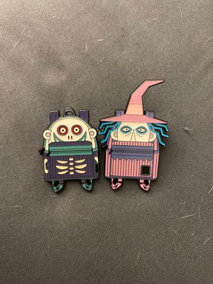Nightmare before Christmas loungefly pins. for Sale in St. Petersburg, FL