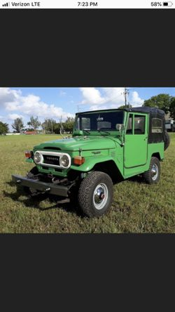 1975 Fj40 for Sale in Miami,  FL