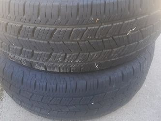 4 Tires Size: 265/70r18 for Sale in Fresno,  CA