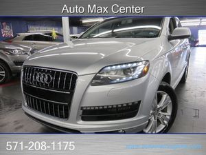 2011 Audi Q7 for Sale in  Manassas, VA