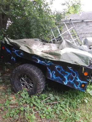 Trailer para jeep unlimites for Sale in Houston, TX