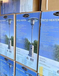 Patio Heaters 46000 BTU - NEW IN BOX for Sale in Houston,  TX