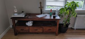 Media Console Table for Sale in Seattle, WA