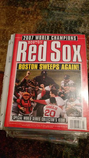Red Sox collectable for Sale in Bangor, ME
