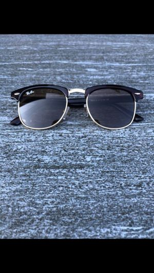 Clubmasters Black/Gold Sunglasses for Sale in San Francisco, CA