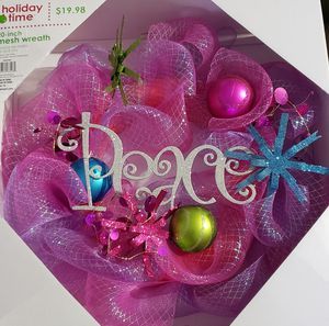 Holiday wreath for Sale in Stockton, CA