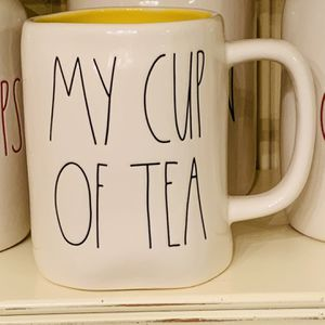 Rae Dunn MY CUP OF TEA Mug for Sale in DeLand, FL