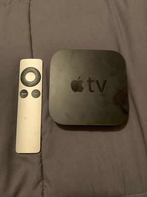 apple tv for Sale in Rancho Cucamonga, CA