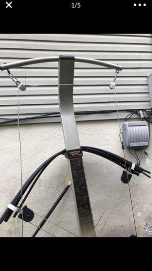 Bow flex crossbow workout machine for Sale in Woodbridge Township, NJ