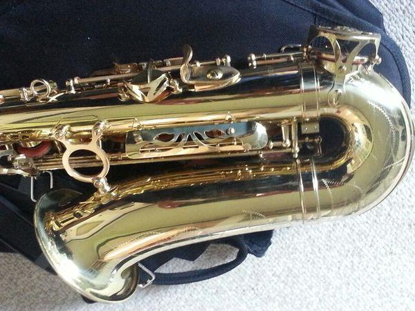 Slade alto saxophone in great condition