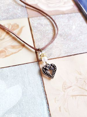 Heart bead charm necklace for Sale in Norwalk, CA