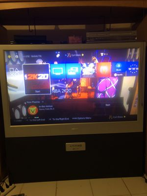 50 inch TV (must pick up) for Sale in Minneapolis, MN