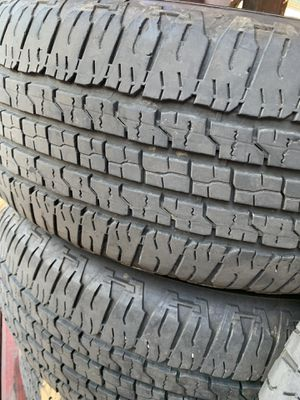 Good year tires(275/65/18) for Sale in Sterling, VA